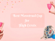 Best Menstrual Cup for High Cervix