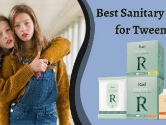 Best Sanitary Pads for Tweens