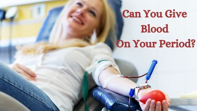 Photo of Can You Give Blood On Your Period? Here's What The Experts Say