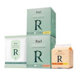 Rael First Period Teen Kit