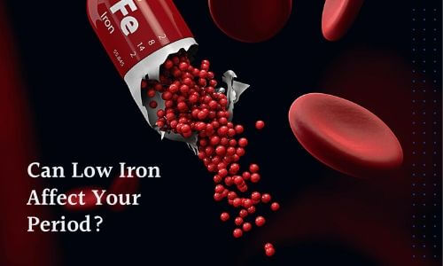 Low Iron Affect Period