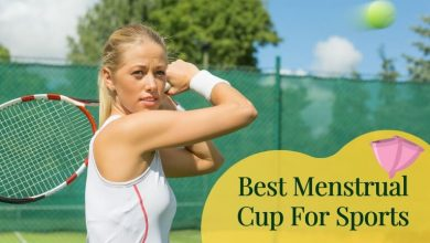 Photo of Best Menstrual Cup For Sports: Top-Rated Cups For Physical Activities