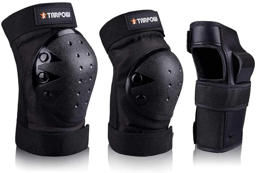 STARPOW Knee Pads for Roller Derby