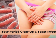 Photo of Can Your Period Clear Up a Yeast Infection